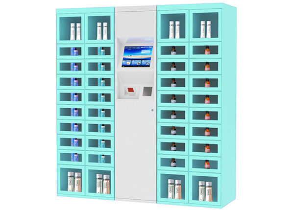 Supply Pro Vending Lockers , Airport / Station / Amusement Vending Machines